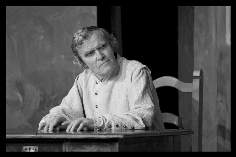 Zmarł Wojciech Kaczor. Od 50 lat związany z Teatrem Robotniczym