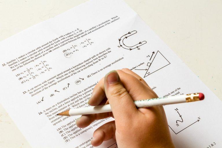 Nowe arkusze egzaminacyjne ósmoklasisty już dostępne