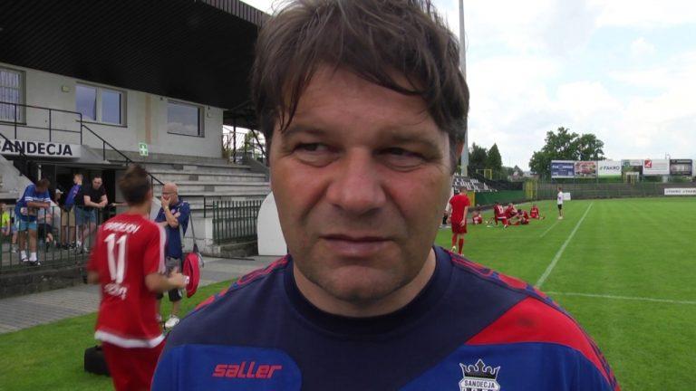 Radosław Mroczkowski po zwolnieniu: Ktoś podjął taką decyzję i tyle