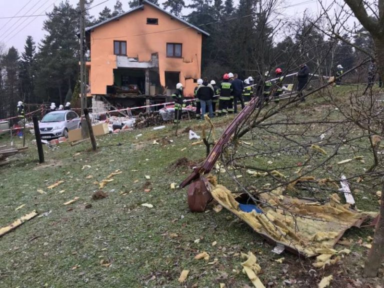 Podegrodzie, Olszanka: rodzina, która straciła dach nad głową nie zostanie bez pomocy