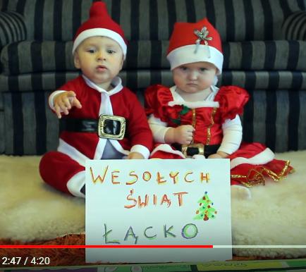 Gdziekolwiek jesteś, Ciupaga życzy Wesołych Świąt!