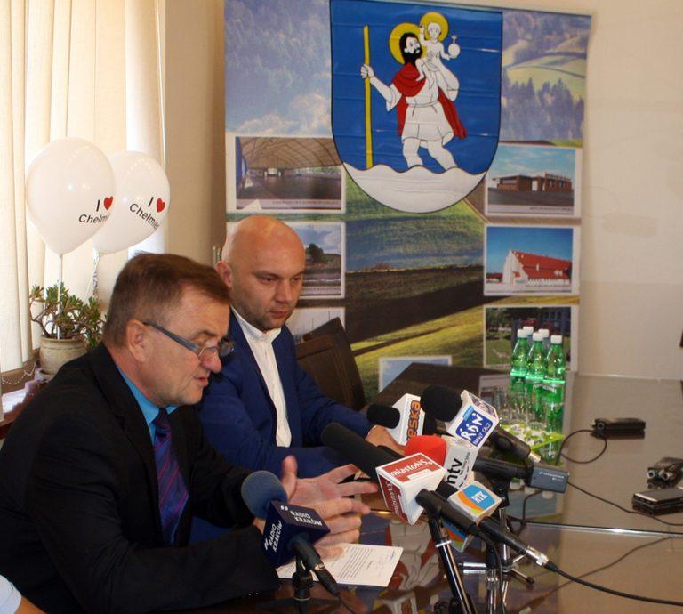 Kto działa na szkodę Chełmca? Władze gminy złożyły dwa zawiadomienia do prokuratury w tej sprawie
