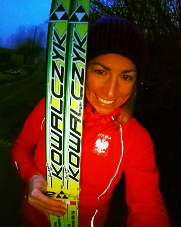 Piękny gest Justyny Kowalczyk! Oddała swoje narty