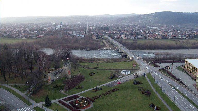 Nowy Sącz: most heleński ma być zamknięty na przełomie lutego i marca