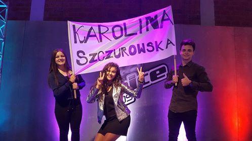 Karolina Szczurowska z Limanowszczyzny wystąpi jutro w The Voice Kids