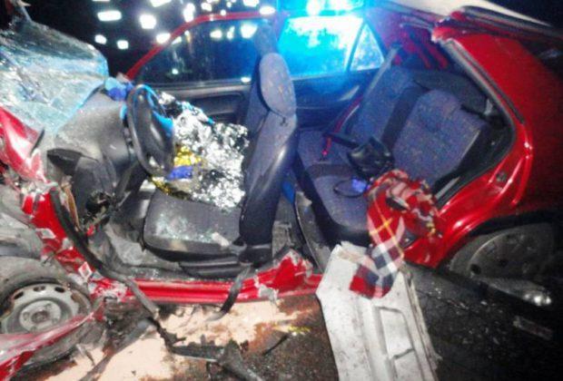 Wypadek w Miliku okazał się być tragiczny w skutkach. Nie żyje nastolatka i dziecko