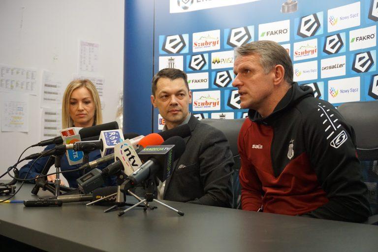 Kazimierz Moskal: chciałbym, aby ten zespół grał ładną i atrakcyjną dla oka piłkę