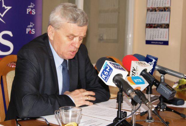 Senator Stanisław Kogut zasłabł przed głosowaniem w sprawie jego dalszych losów