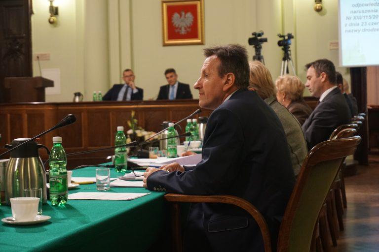 Nowy Sącz: Konstanty Legutko przewodniczącym komisji statutowo-prawnej. Piotr Lachowicz trzecim wiceprzewodniczącym