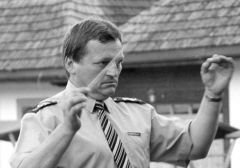Zmarł dyrygent Stanisław Gawor