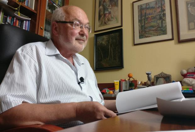 Krzysztof Pawłowski apeluje o ratowanie Miasteczka Multimedialnego