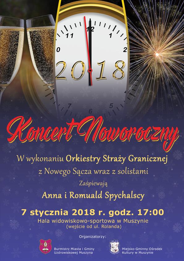 Muszyna: Koncert Noworoczny już w najbliższą niedzielę