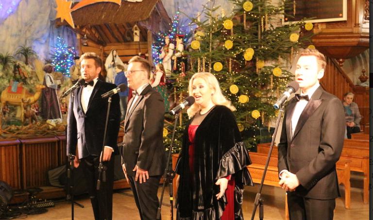 Nowy Sącz: Radosne kolędowanie w Bazylice św. Małgorzaty