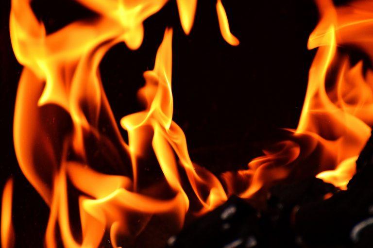 Nowy Sącz: pożar w mieszkaniu przy ulicy Jana Sobieskiego