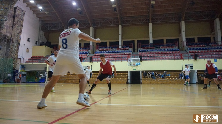 Nowosądecka Liga Futsalu. Rekord goli w jednym meczu!