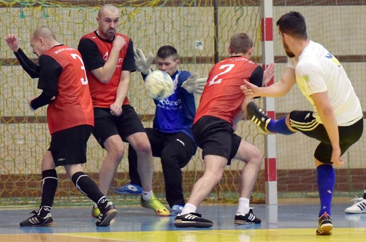 Futsal. Rywalizowali na całego w Grand Prix. Triumf Rabatem.pl