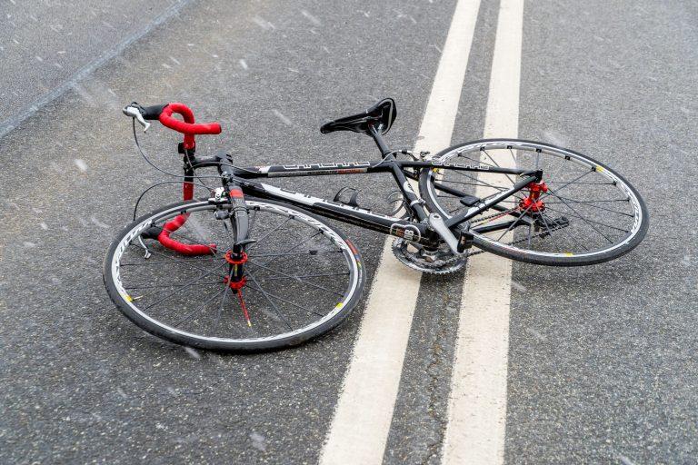 Śmierć na drodze w Kaninie. Zginął 67- rowerzysta
