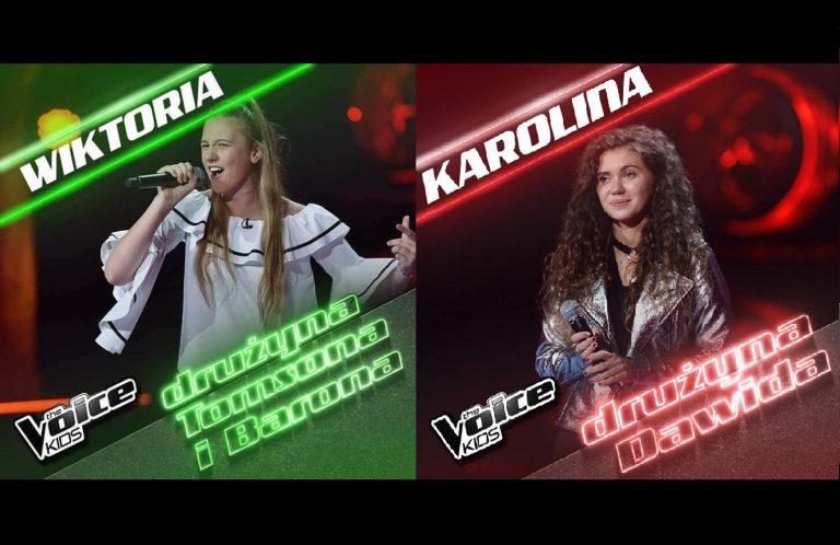 The Voice Kids: Pomóż Wiktorii i Karolinie spełnić marzenia