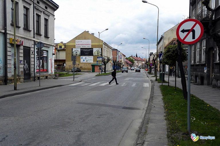 Koniec zakazu skrętu z ulicy Długosza w ulicę Młyńską
