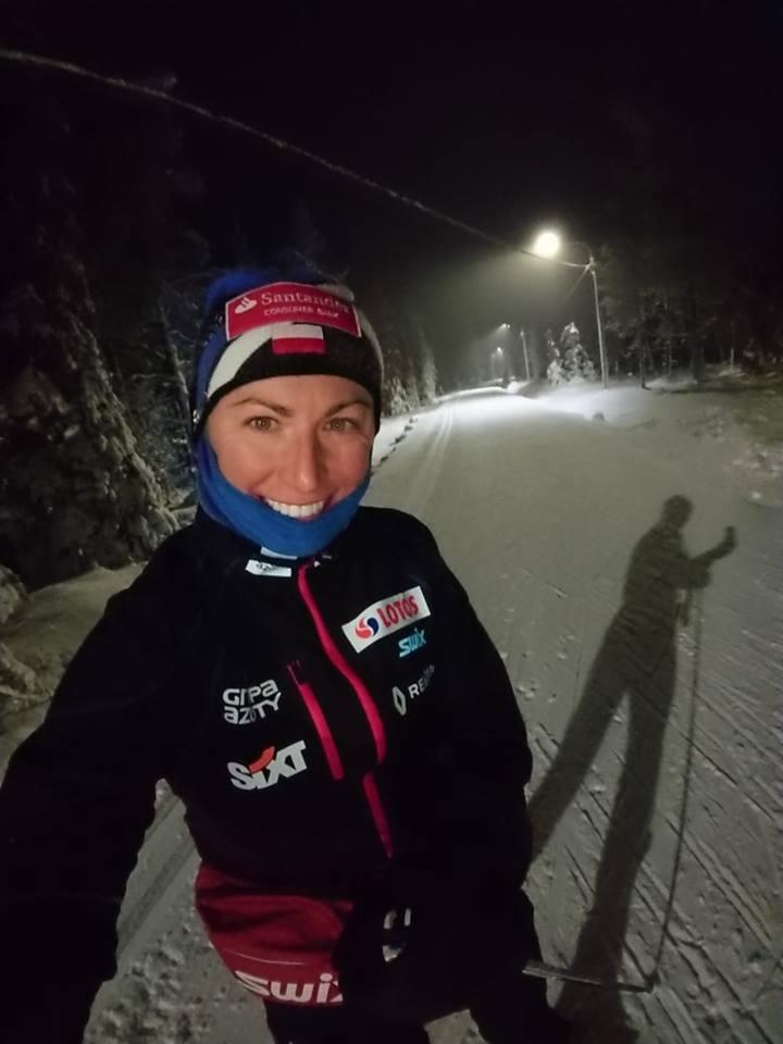 Biegi narciarskie. Dobry występ Justyny Kowalczyk i jej koleżanki!