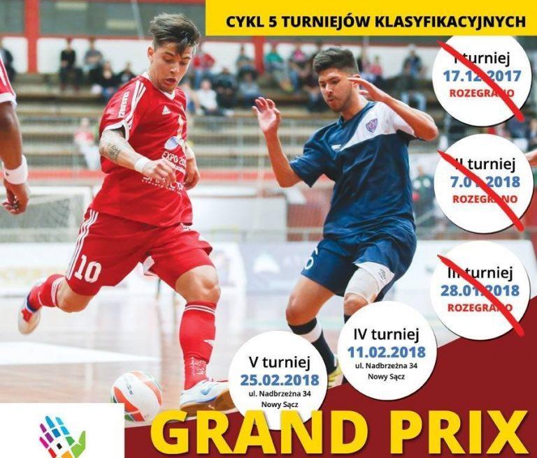 Zapisz się na Grand Prix Futsalu! Emocje gwarantowane