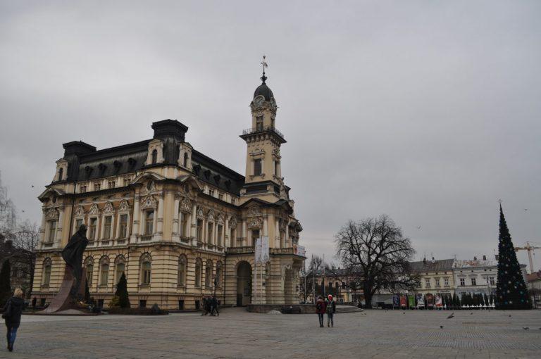 Nowy Sącz: W związku z wizytą Prezydenta Urząd Miasta w ratuszu będzie czynny krócej
