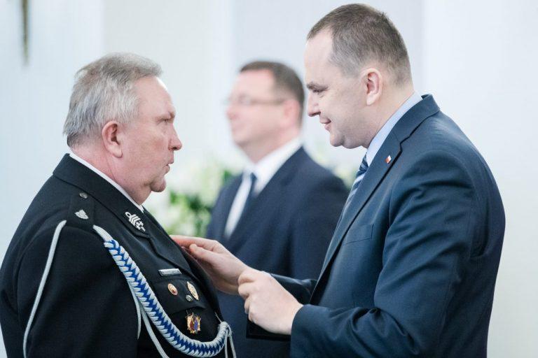 Sądeczanin Wiesław Czop odznaczony Krzyżem Kawalerskim Orderu Odrodzenia Polski