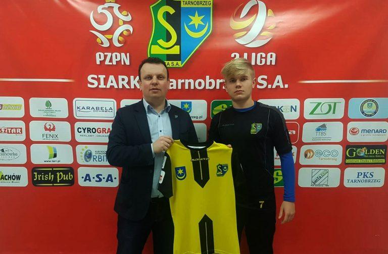 Sądecki utalentowany piłkarz w drugiej lidze!