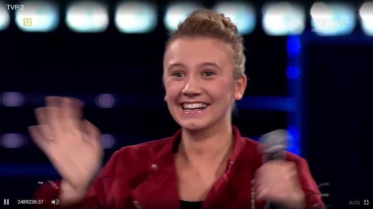 Wiktoria Tracz nie wygra programu The Voice Kids, choć wygrała bitwę!
