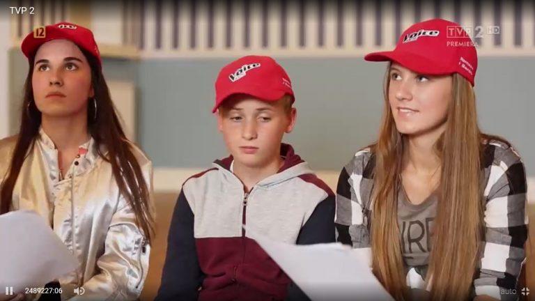 The Voice Kids: Wiktoria Tracz wygrała bitwę, ale podium nie dla niej