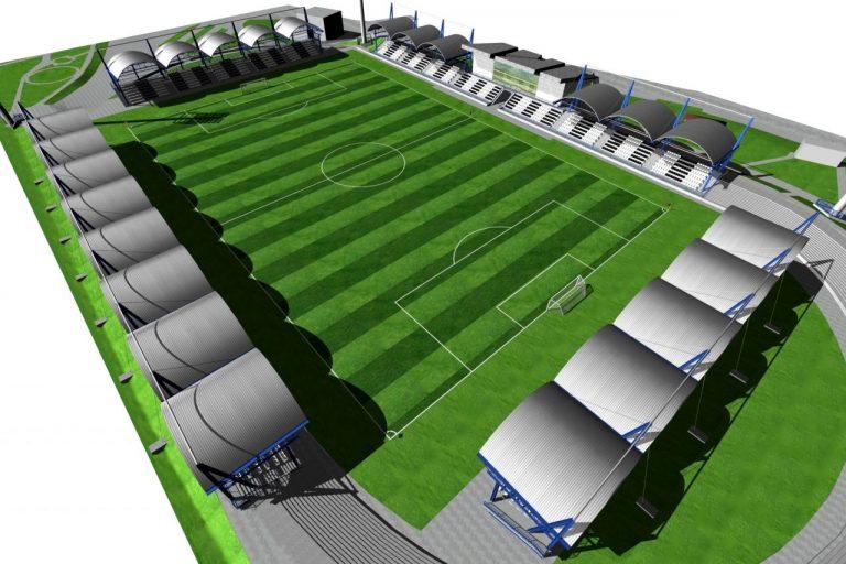 Ogłoszono przetarg na wykonanie projektu stadionu Sandecji