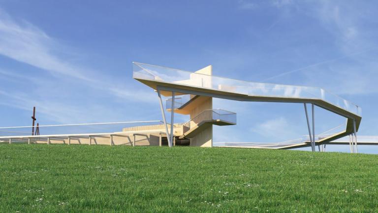 Nowy Sącz: na Winnej Górze wyrośnie platforma widokowa