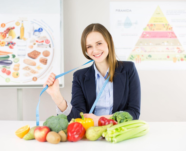 Dietetyk na wagę zdrowia
