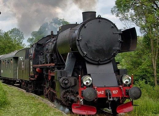 Czy osuwisko w Limanowej zatrzyma pociąg retro?