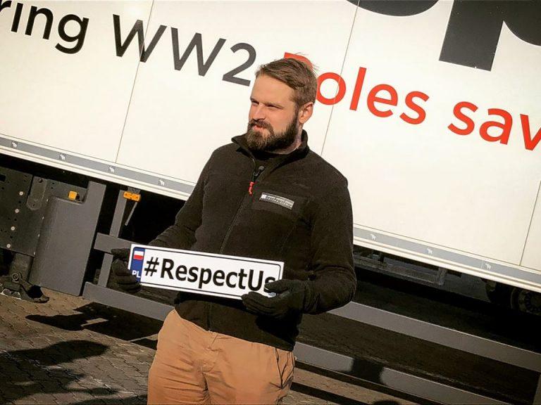 Sądeczanin wśród aktywistów inicjatywy #RespectUS