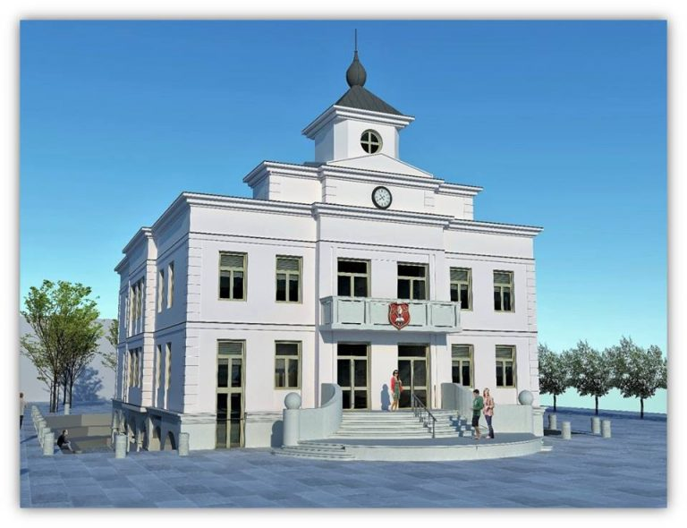 13.5 miliona dotacji dla Muszyny. Rynek zyska klimat XIX-wiecznego galicyjskiego miasteczka
