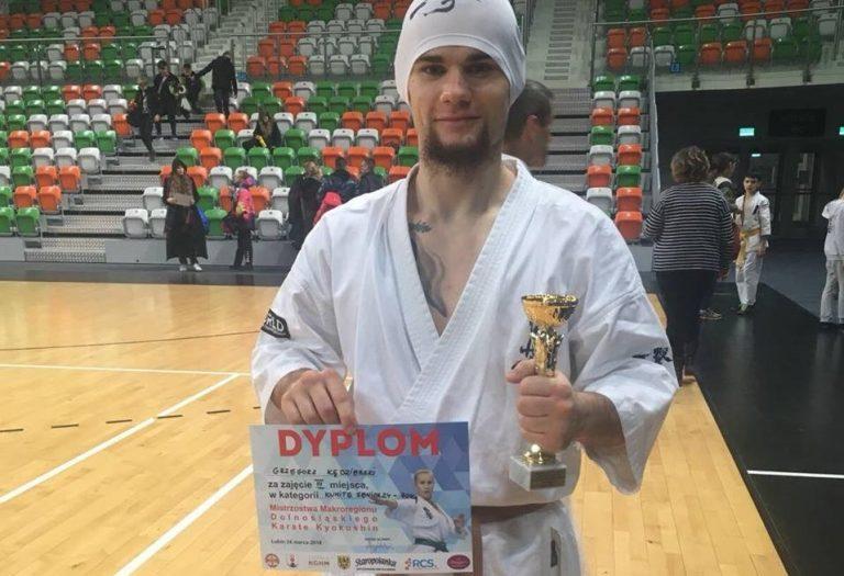 Karate. Nasz wojownik, Grzegorz Kędzierski potrzebuje wsparcia!