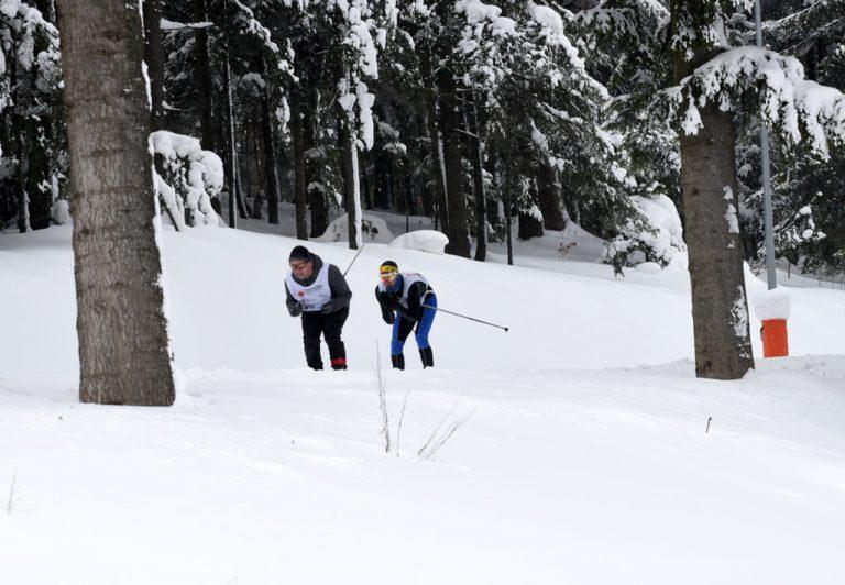 Bajkowa Ptaszkowa gościła zawodników XIII Światowych Zimowych Igrzysk Polonijnych