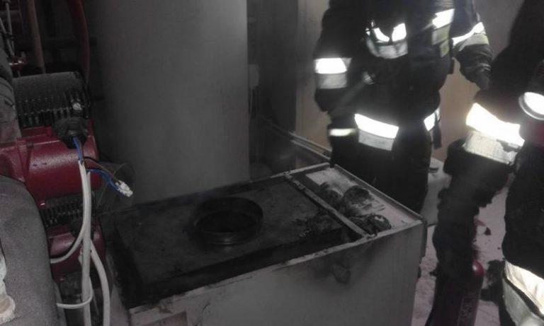 Trzetrzewina: na plebanii wybuchł pożar. Na szczęście Boża Opatrzność czuwa