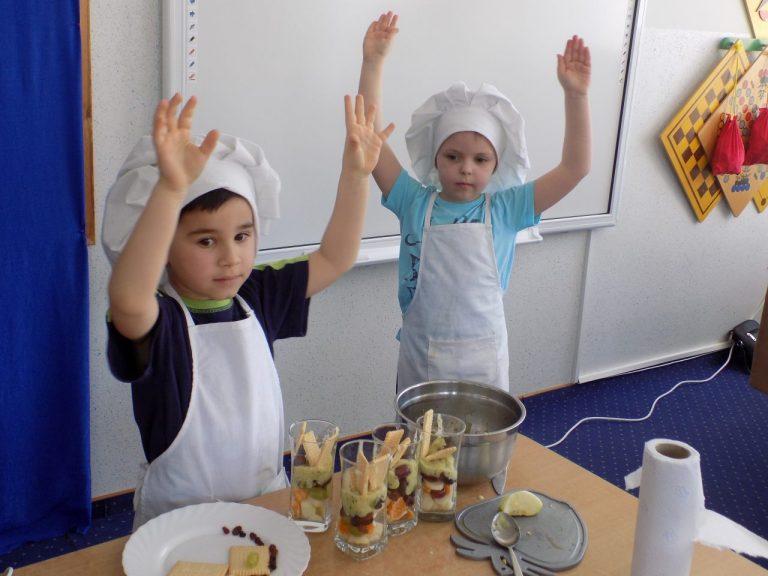 Gorlice: najmłodsi bawili się w Masterchefa!