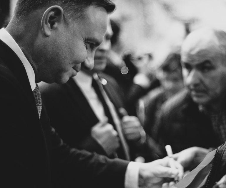 Jakub Owsianka: Panie Prezydencie, chorzy i niepełnosprawni wciąż czekają na pomoc!