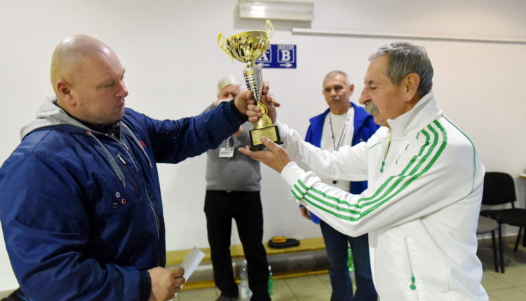 Tenis stołowy. Jan Bulzak najlepszy w Grand Prix. Był bezkonkurencyjny