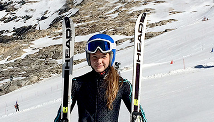 Sądecka narciarka trzecia w doborowym towarzystwie!