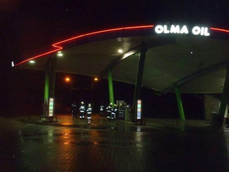 Rytro: na stacji benzynowej ulatniał się gaz