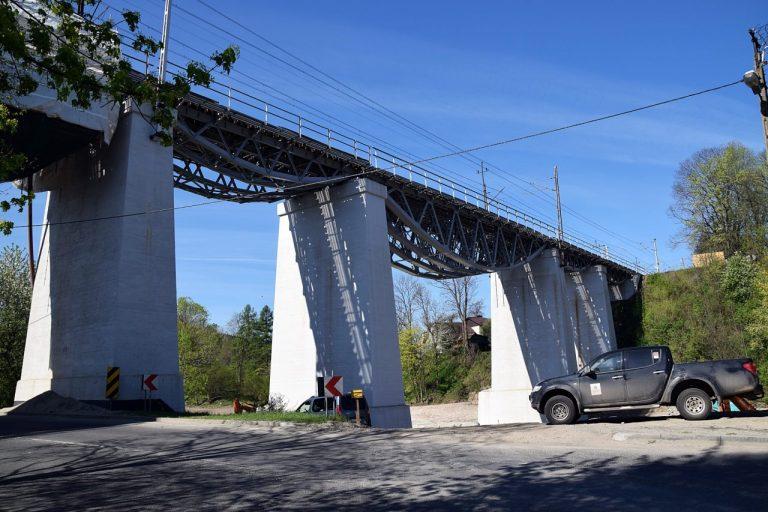 Koniec metamorfozy arcydzieła inżynierii z 1949 r. Następny w kolejce – wiadukt przy ul. Zielonej