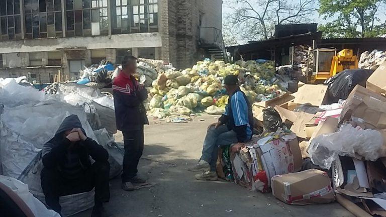 Nowy Sącz: nielegalnie zatrudniał Ukraińców w sortowni odpadów