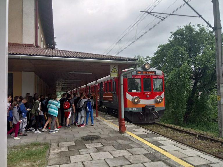 Czytelnik podpowiada: potrzebna linia kolejowa z Limanowej do Sącza