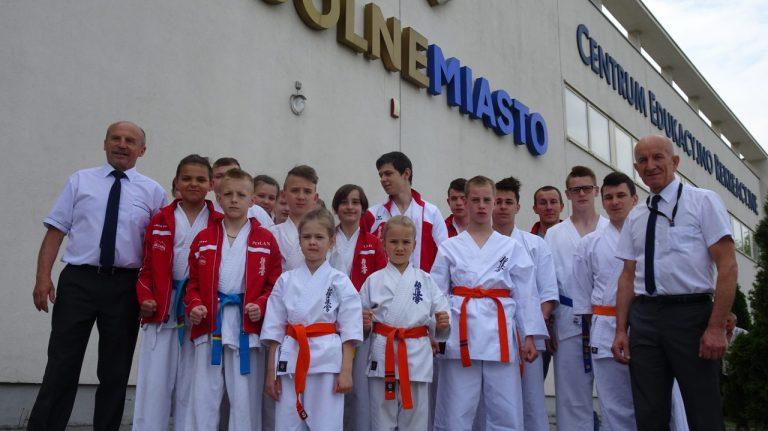 Karate. Sukces NKS Karate Kyokushin na Turnieju o Puchar Solny