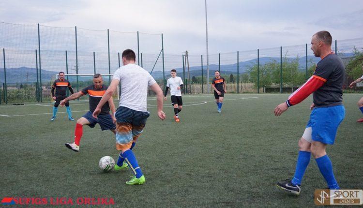 Sufigs Liga Orlika – grały ekstraklasa, 1 i 2 liga [Zdjęcia]