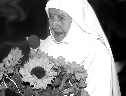 W wieku 107 lat zmarła najstarsza sądeczanka – siostra Dominika. Odeszła w Zielone Świątki